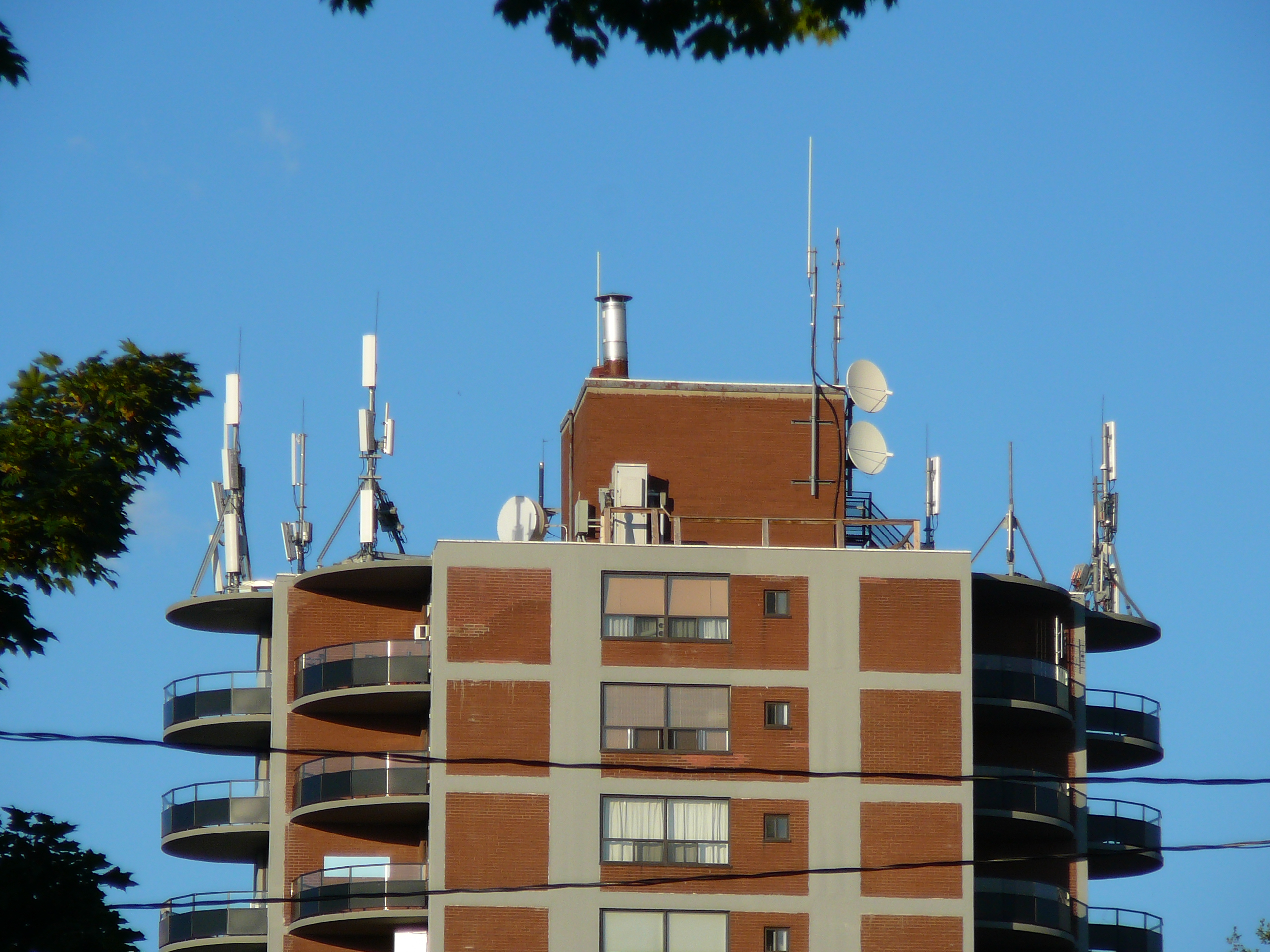 Towers Amp Structures Canadian Spectrum Policy